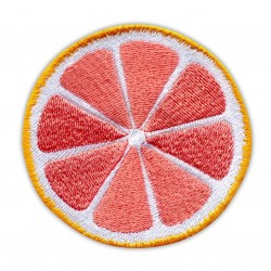 Slice of Grapefruit 2.4""