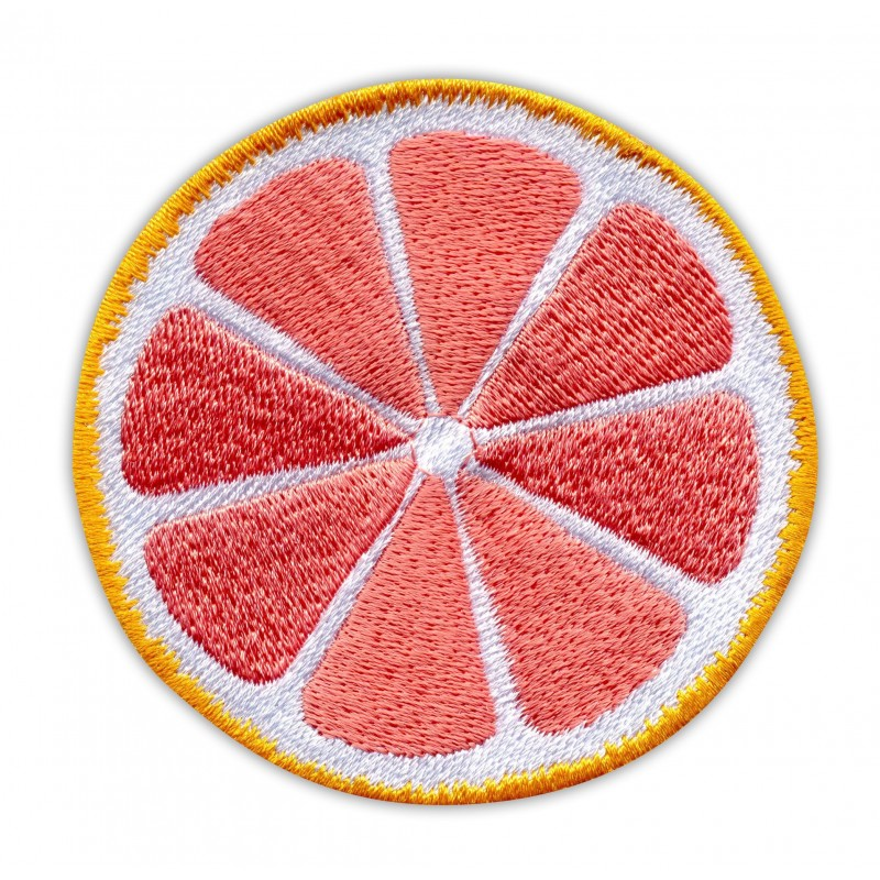 "Slice of Grapefruit 2.4"""
