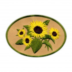 Sunflowers - chic and fancy