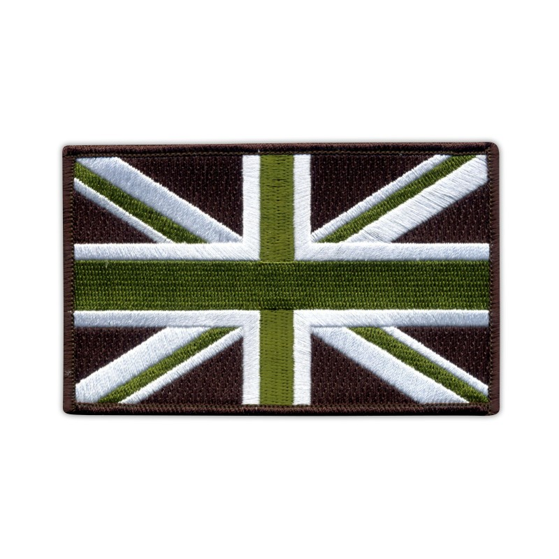Military Flag of Great Britain - MTP - BIG