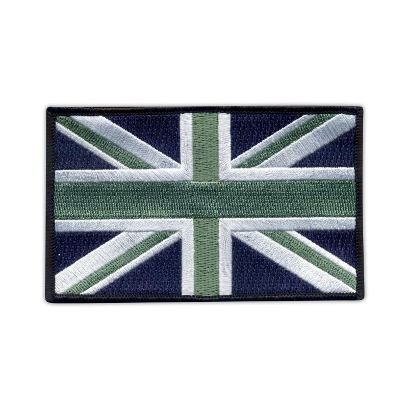 Military Flag of Great Britain - mono BIG