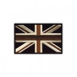 Flag of Great Britain - desert (7.5 x 4 cm)