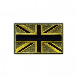 Military Flag of United Kingdom - subdued BIG