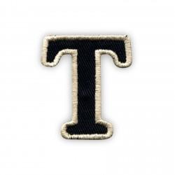 Letter T - black
