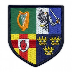 Coat of Arms - Provincial Arms of Ireland four provinces