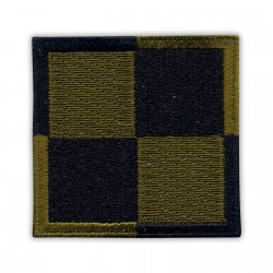"Polish Air Force checkerboard 2"" SUBDUED"