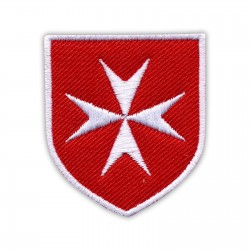 Maltese cross - shield