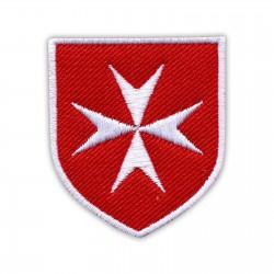 Maltese cross - shield