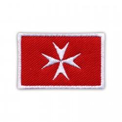 Malta - civil ensign - flag
