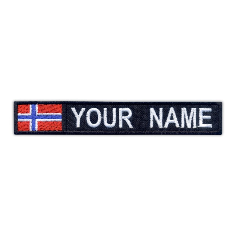 Name Patch with flag of Nowary