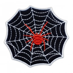 Spider in the Web Halloween