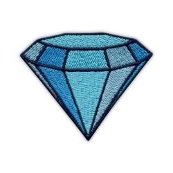 Diamond, sparkler - turquoise