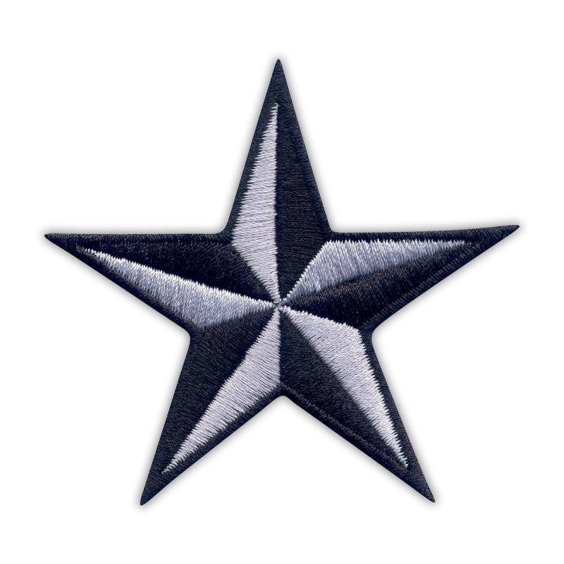Sailing Star - black / grey