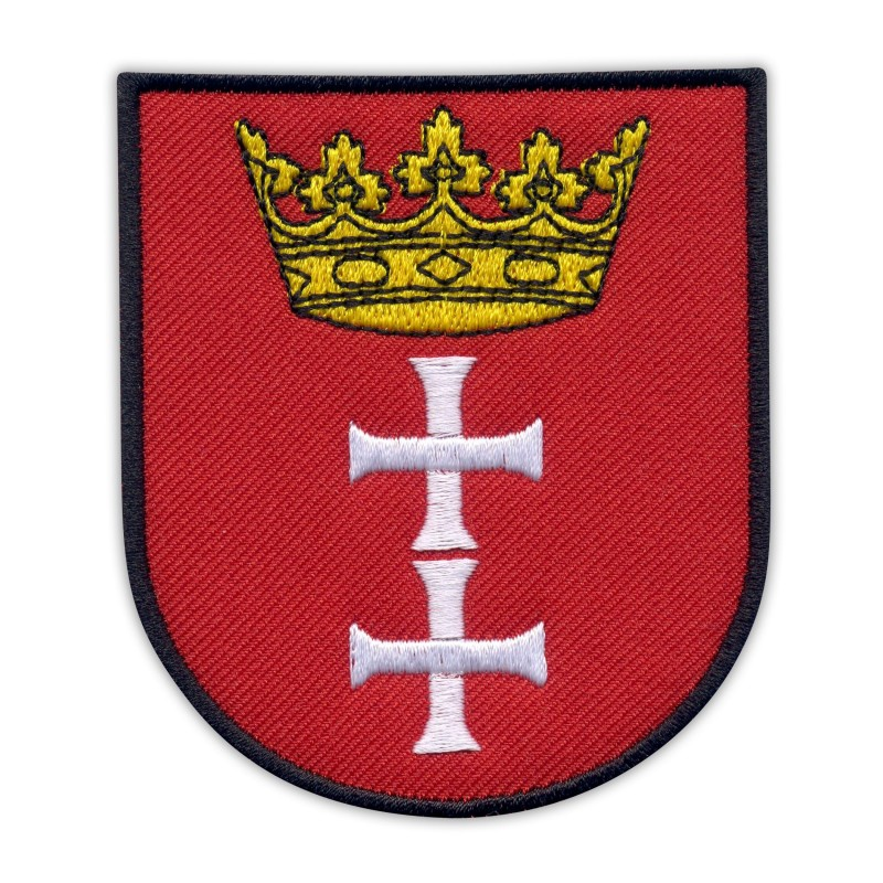 Coat of arms of the city of Gdansk