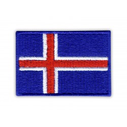 Flag of Iceland - small