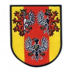Coat of arms of Lodz region Łódzkie