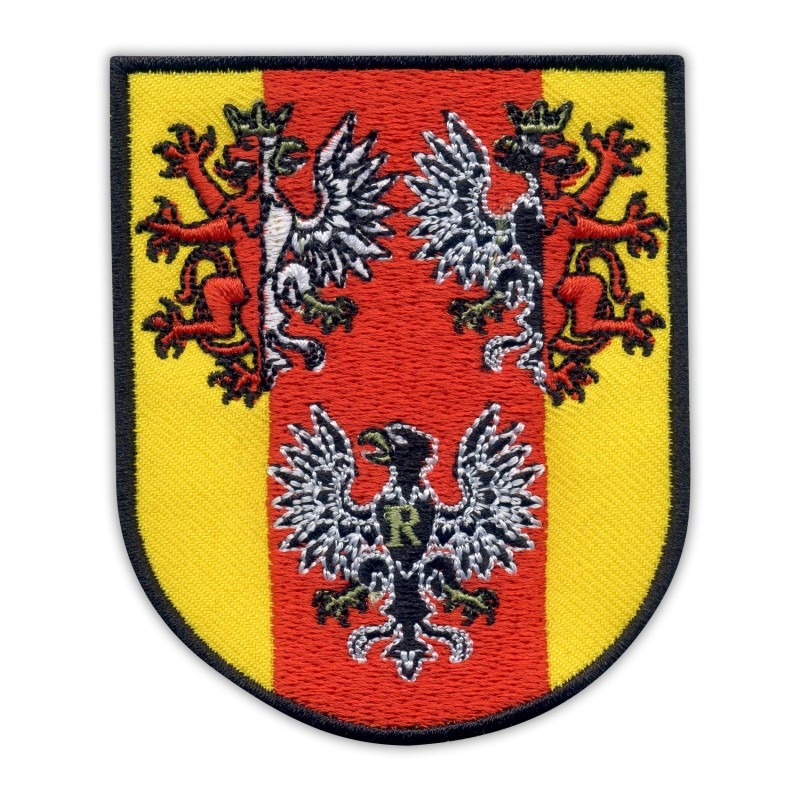 Coat of arms of the Łódź region