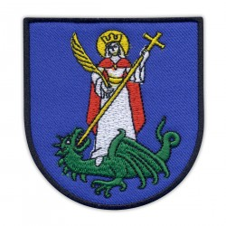 Coat of arms of the city of Nowy Sacz