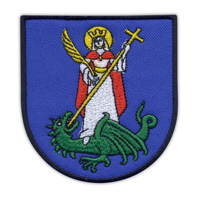 Coat of arms of the city of Nowy Sacz - new version