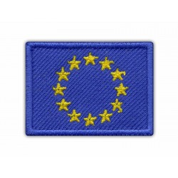 European Union Flag (collar flag)