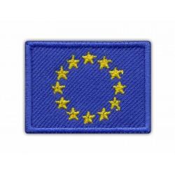European Union Flag (collar flag)