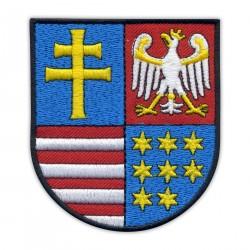 Coat of arms of the Świętokrzyskie Province - new version
