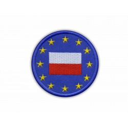 European Union Flag (Poland)