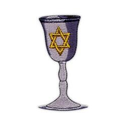 Hanukkah goblet