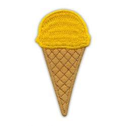 Ice cream - Yellow Sorbet