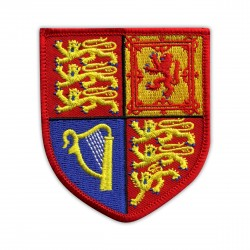 Coat of arms United Kingdom - Royal