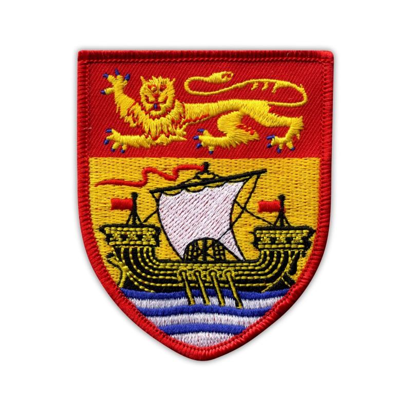 Coat of arms New Brunswick