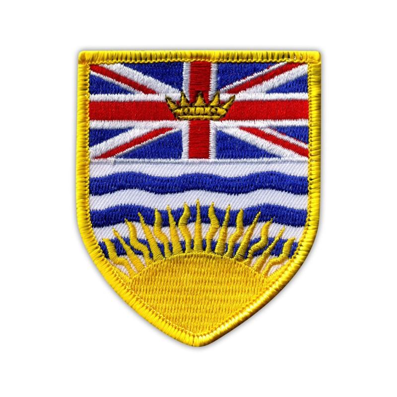 Coat of arms British Columbia