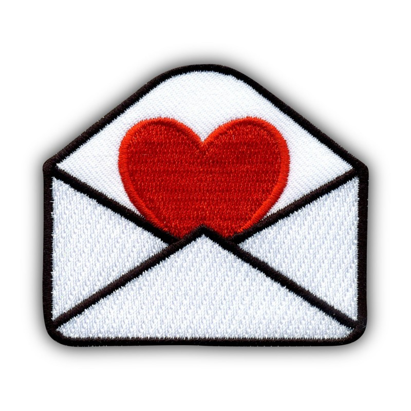 St. Valentine's Day Card - one heart