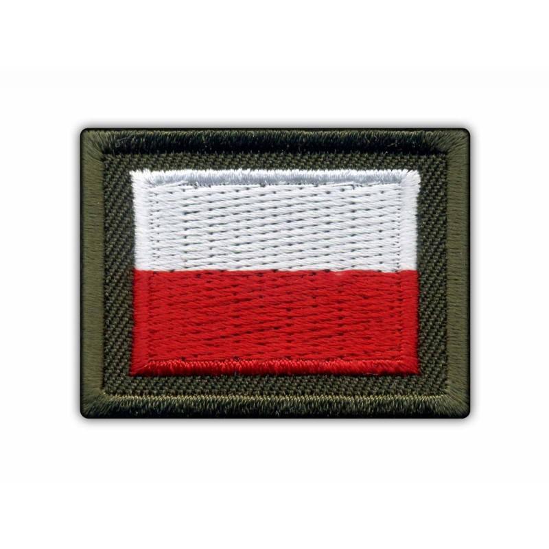 Flag of Poland (green)