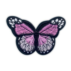 Butterfly pink big