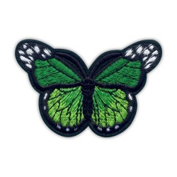 Butterfly green big