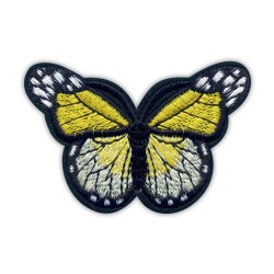 Butterfly yellow big