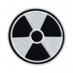 Radiation - circle - phosphorescent threads