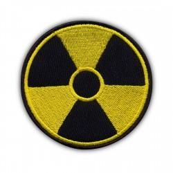 Radiation - circle - yellow threads