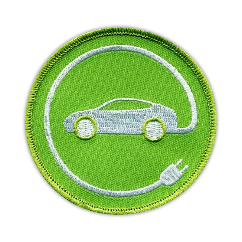 Electric Car Round