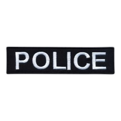 """POLICE - small 5"""""""