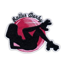 Roller Derby - lying girl