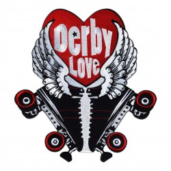 Love Derby with wings - big
