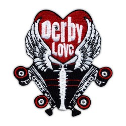 Love Derby with wings - small