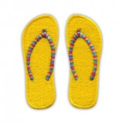 Flip-flops - yellow