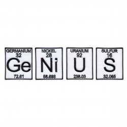 Ge (Germanium) Ni (Nickel) U (Uranium) S (Sulfur) - a set of patches - GeNiUS