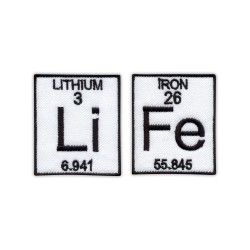 Li (Lithium) Fe (Iron) - a set of patches - LiFe