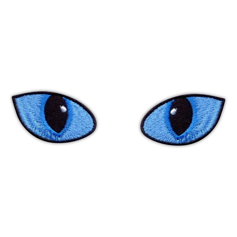 Blue Cat Eyes - in daylight