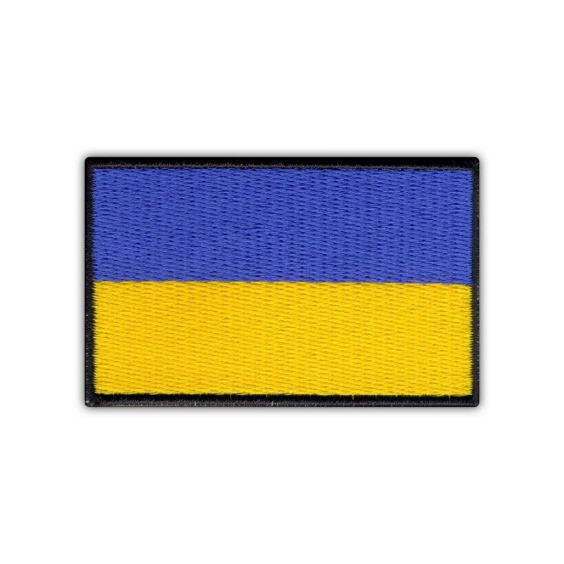Flag of Ukraine - big