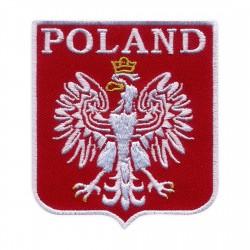 Polish coat of arm-Polska